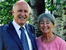 Roy & Ruth Harrison – CEF, Kilchzimmer