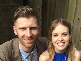 Luke & Karis Carson – London City Mission