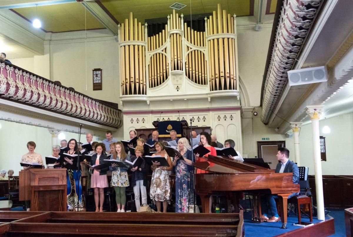 First Portadown Presbyterian Church, Armagh, N  Ireland